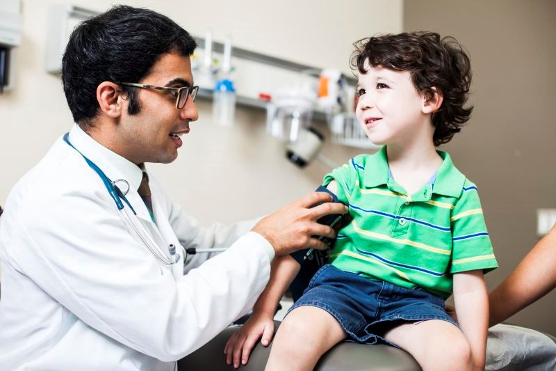 Repeat Blood Pressure Readings in Children Prevents Unnecessary Follow-up