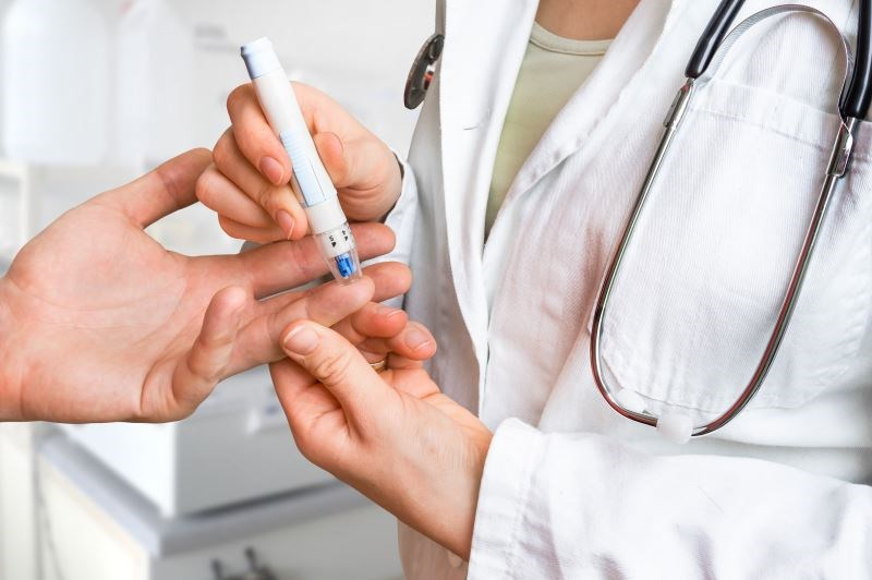 Type 1 Diabetes Associated With Higher Rates of Serious Infection