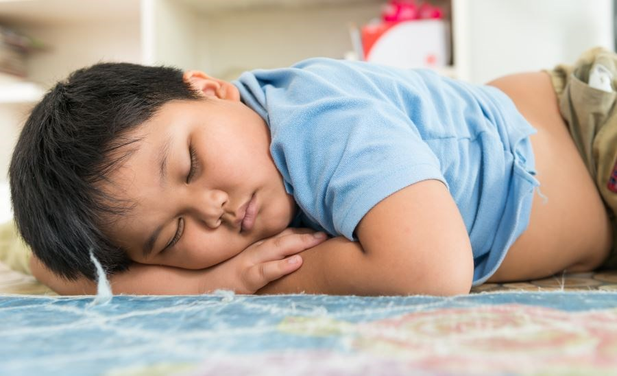 Poor Sleep Quality Associated With Higher BMI in Children