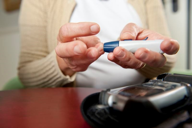 Cardiovascular Disease Risk Lower in Women With Type 2 Diabetes