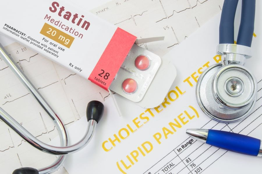 Low Rates of Increasing Statin Doses After MI in Diabetes