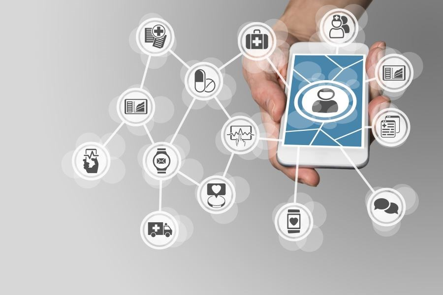 Having a telemedicine app and its data available would improve coordination of care and tracking of medications.