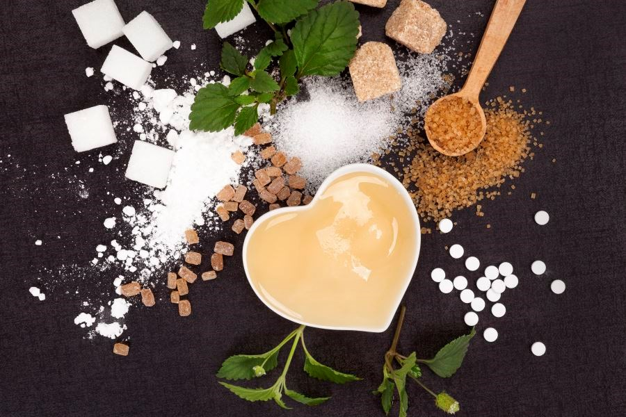 Blood Glucose Levels Unaffected by Non-Nutritive Sweeteners