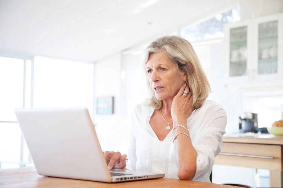 According to the report, 51 percent of older adults reported having set up a patient portal.