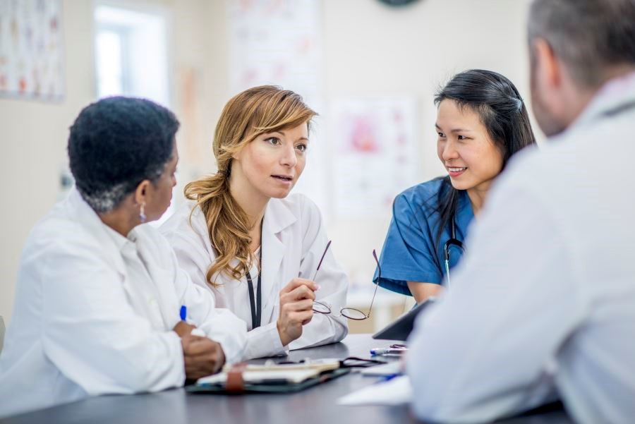 The researchers observed no significant difference in the medical error rate between standard and increased supervision.