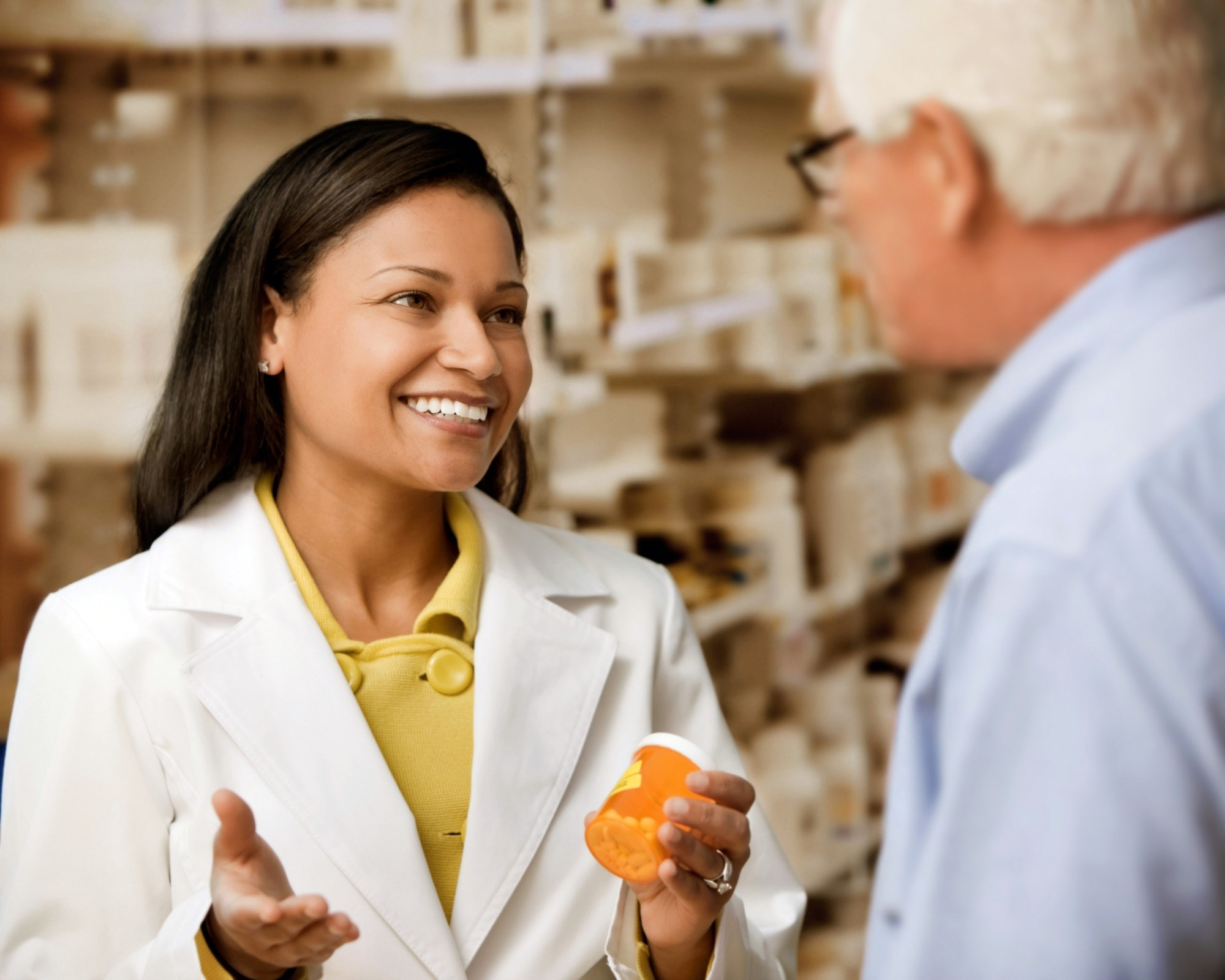 Guide details two types of collaborative care models that involve pharmacists and physicians working together.