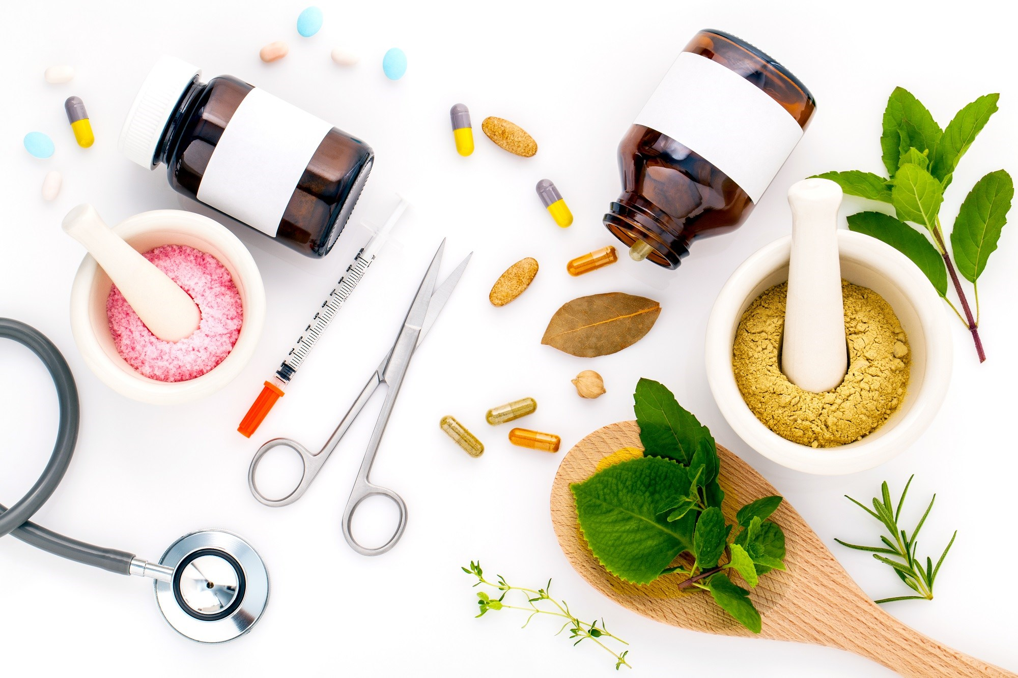 One in Four Older Adults With Diabetes Uses Alternative Meds