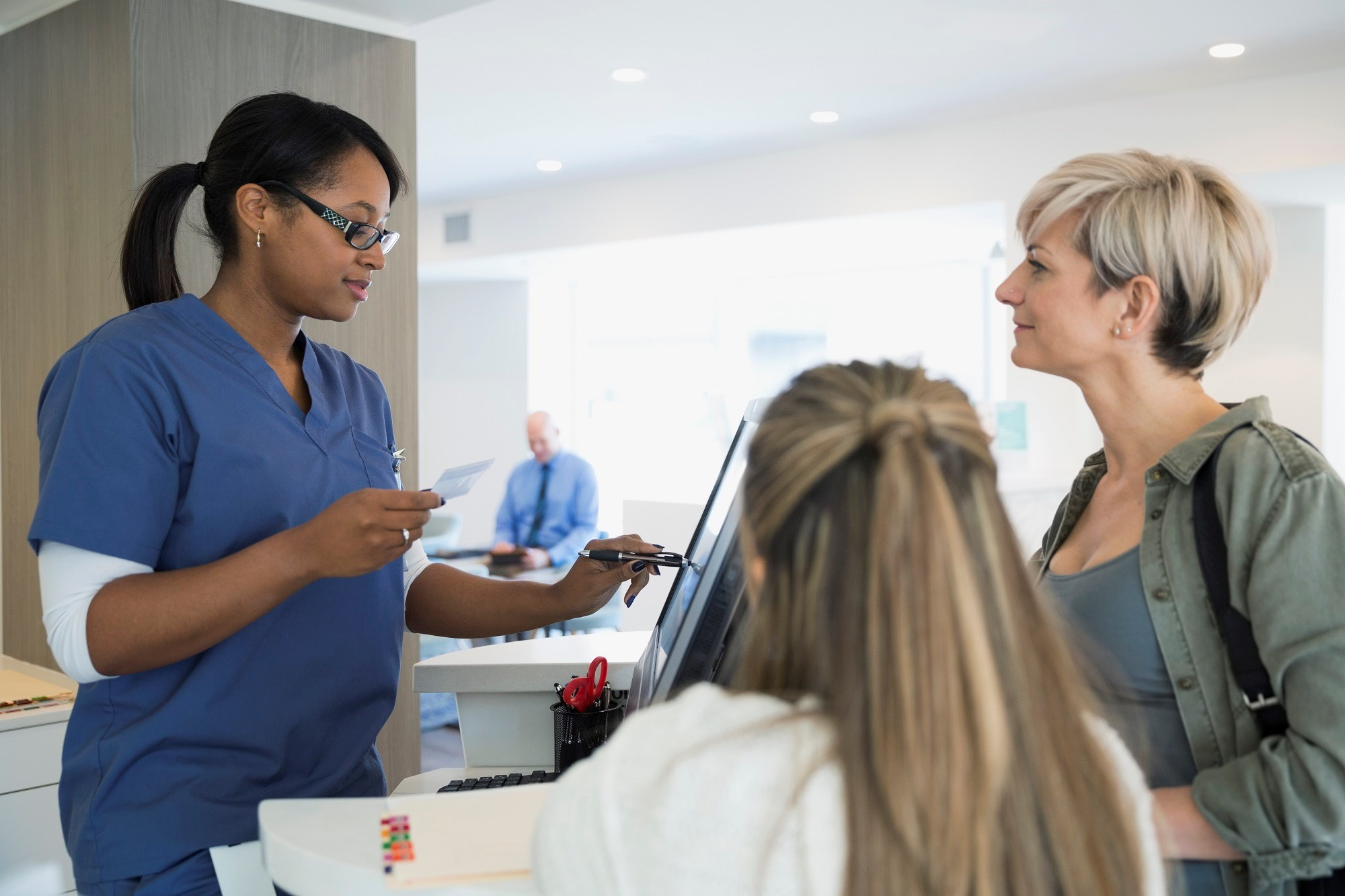Allowing front desk staff adequate time and an uninterrupted environment to focus on billing can prevent problems later on.