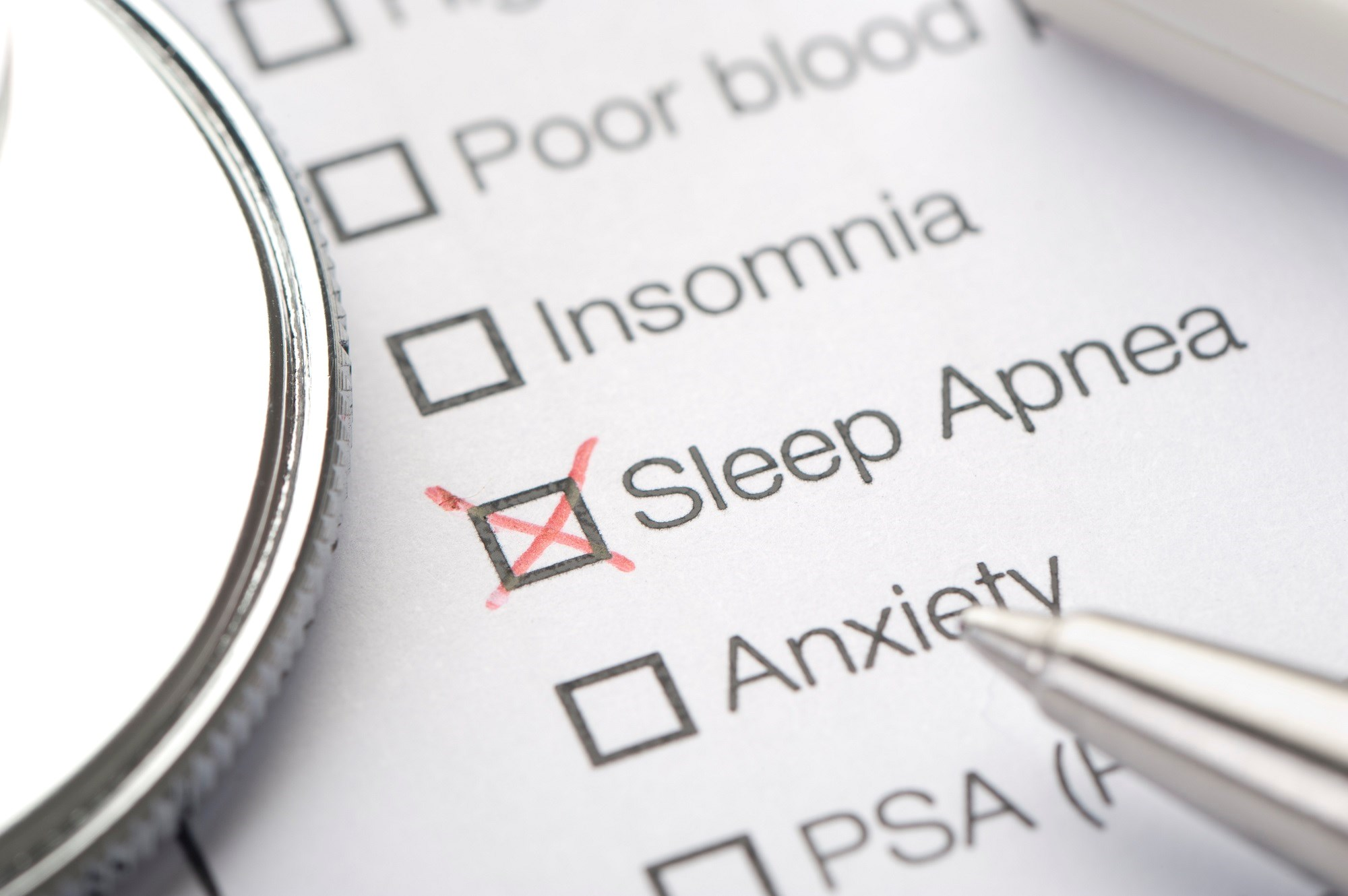 Sleep apnea may contribute to decreased quality of life, comorbidity, and mortality in patients with acromegaly.