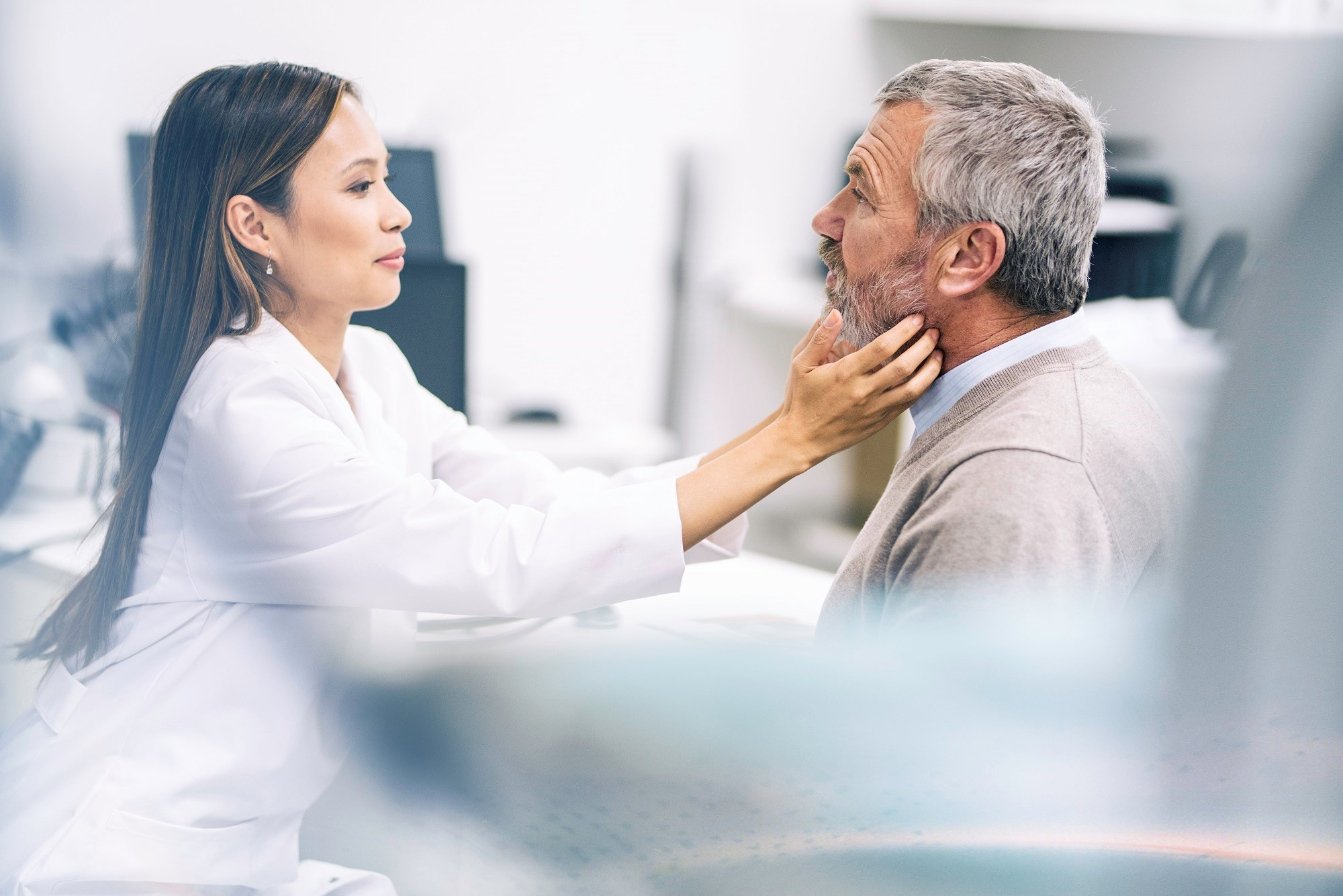 Male Thyroid Cancer Survivors Face Higher CVD Risk