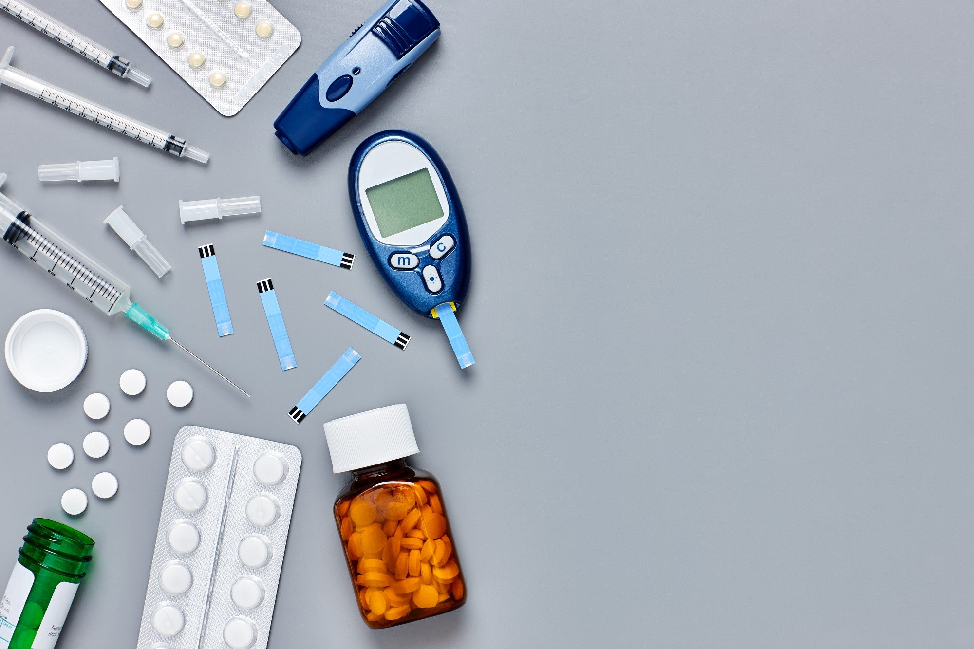 Type 2 Diabetes May Have Adverse Effect on Parkinson Disease Symptoms, Outcomes