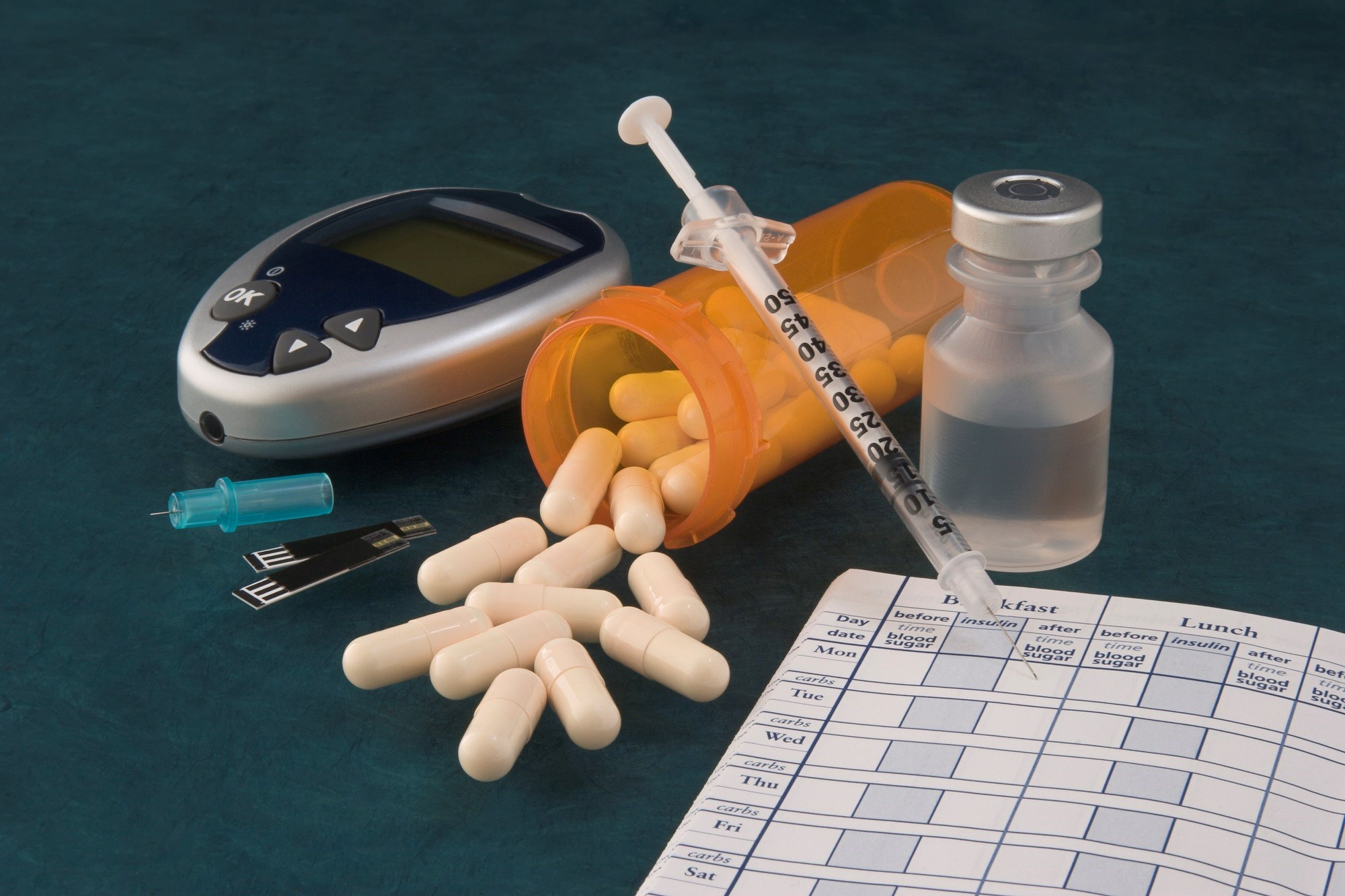 Basal Insulin Combination Therapies With Vildagliptin or Lixisenatide Equally Effective for T2D