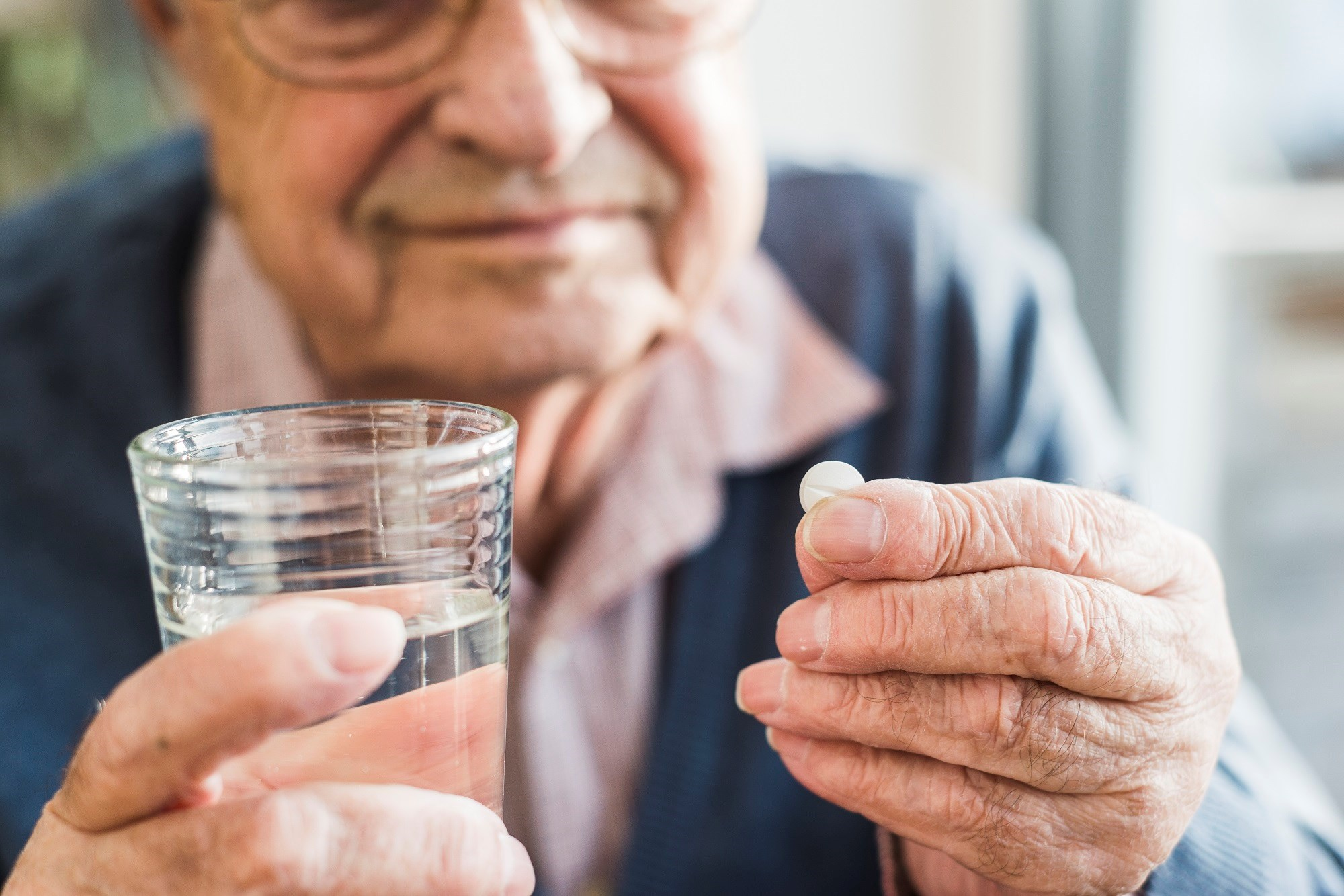 Analysis suggests treatment may add years to a patient's life.