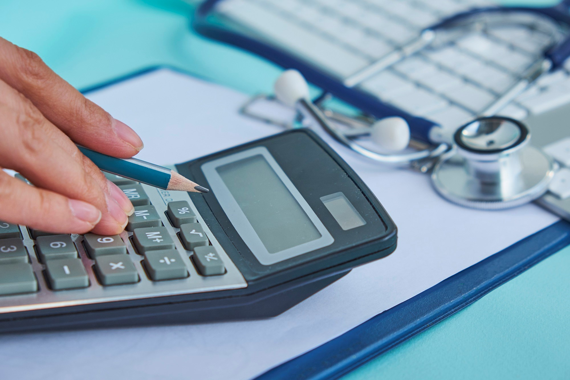 Medical residents should start budgeting and save for the future.