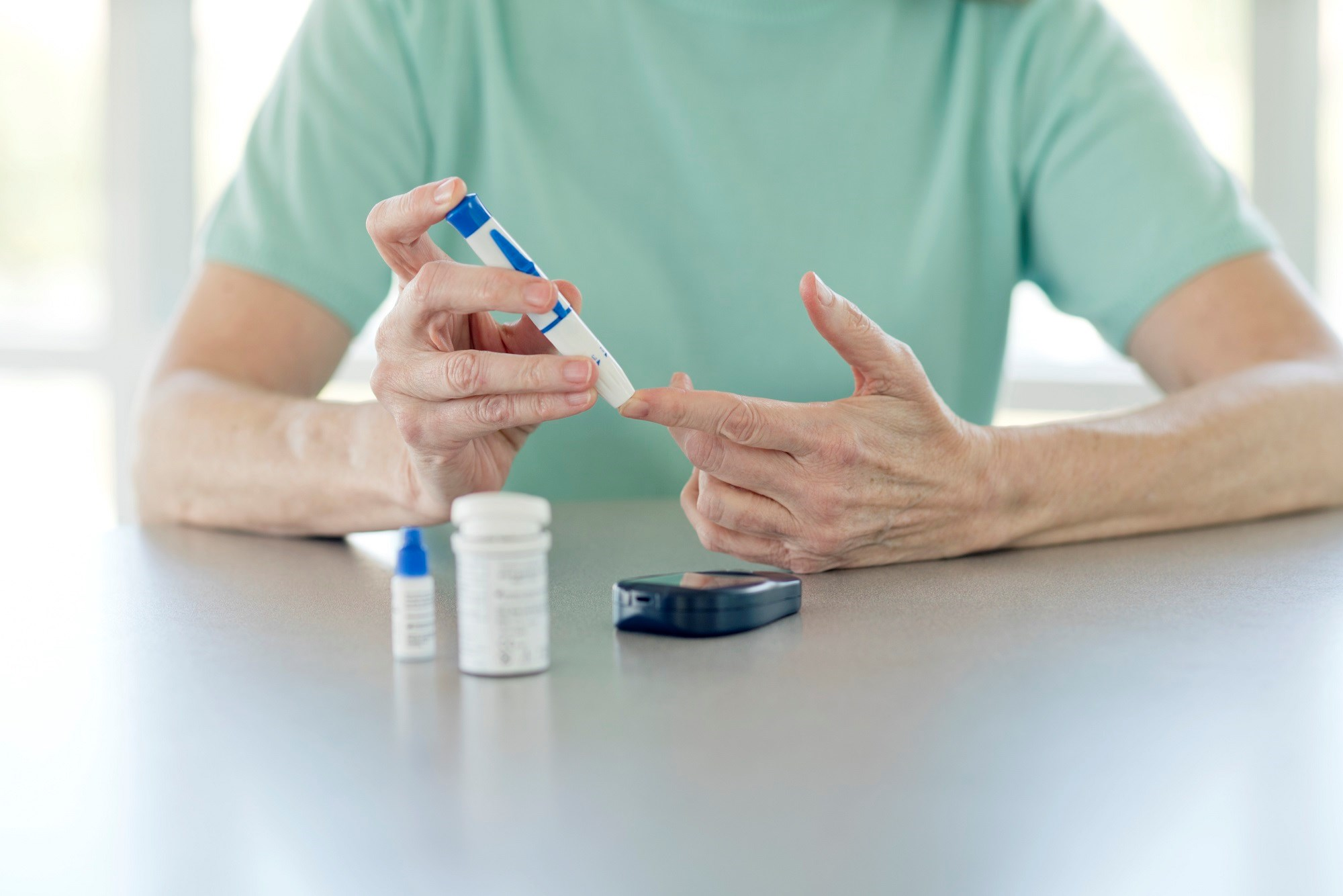 Researchers distributed a survey to evaluate the patterns and correlates of evidence-based interventions for diabetes management at local health departments in the US.