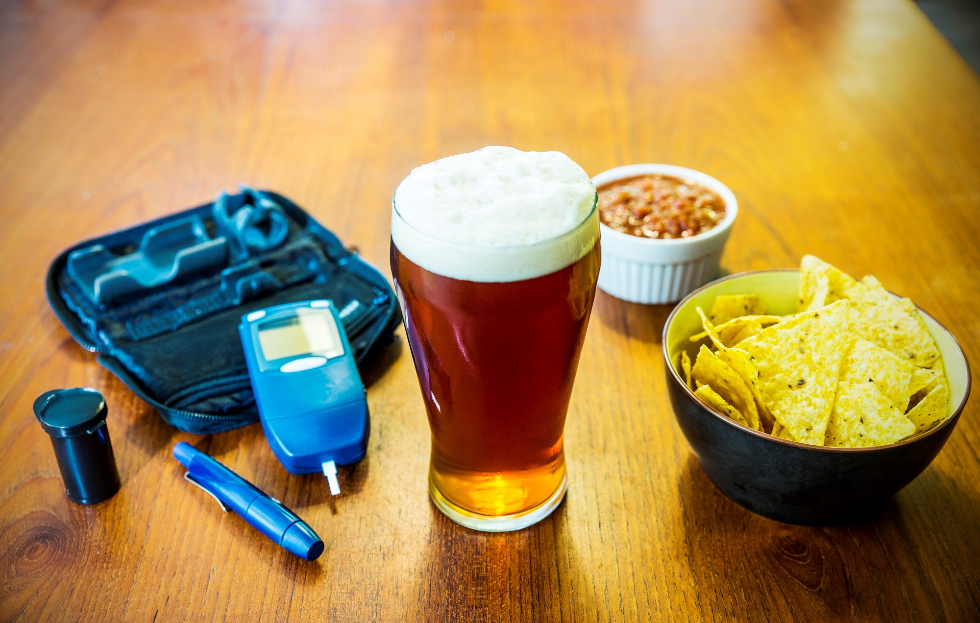 Patients With Diabetes Have Higher Risk for Death From Alcohol, Accidents, Suicide