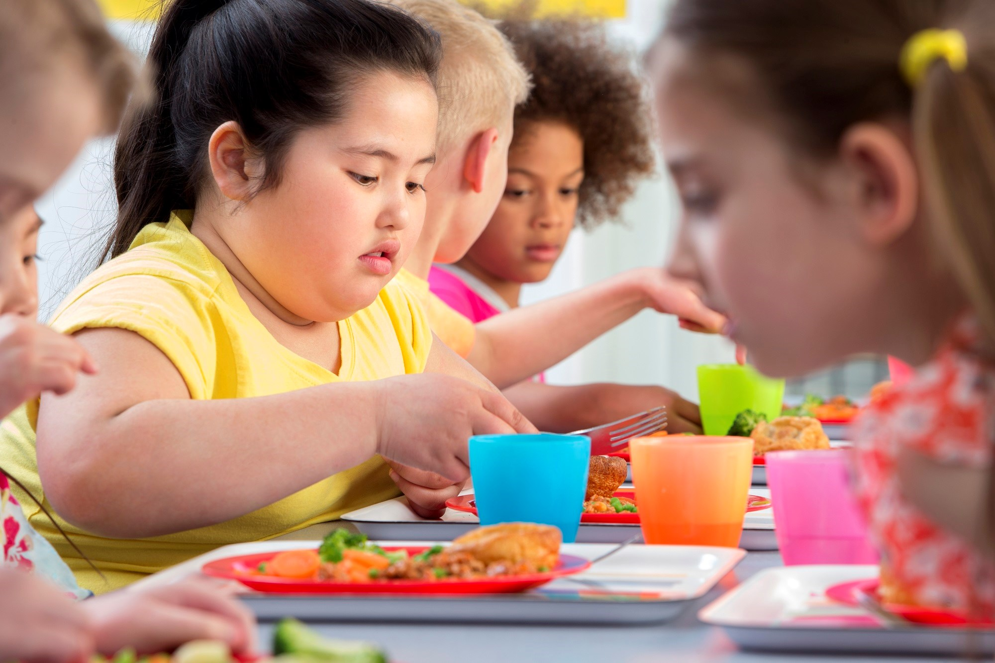 Racial Disparities Observed in Childhood Obesity Rates