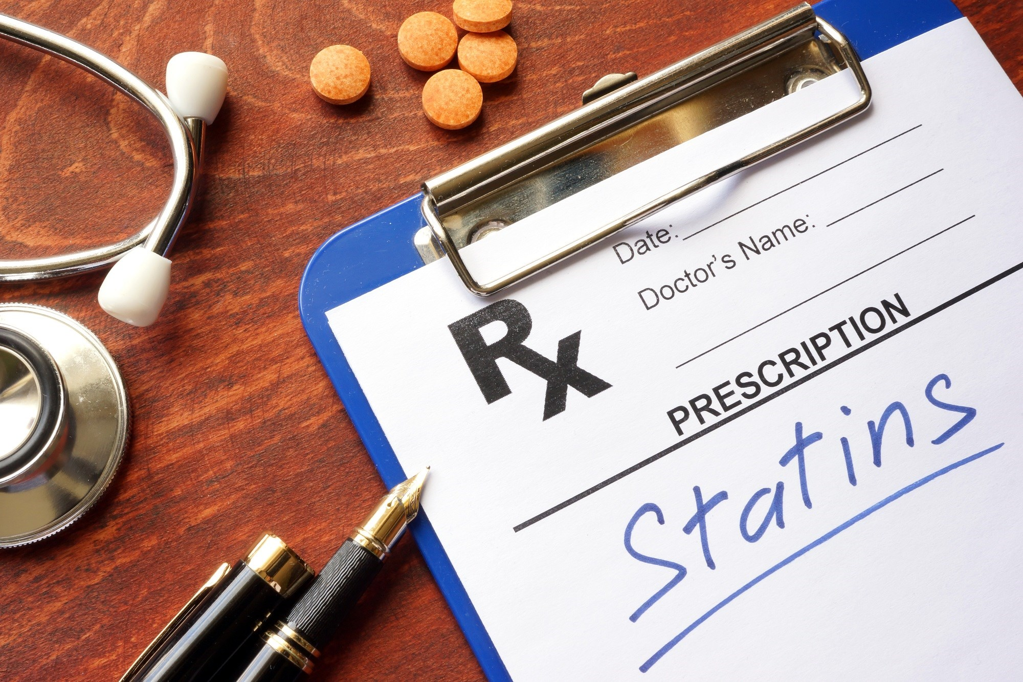 First-year nonadherence and discontinuation are high among older adults prescribed statins.