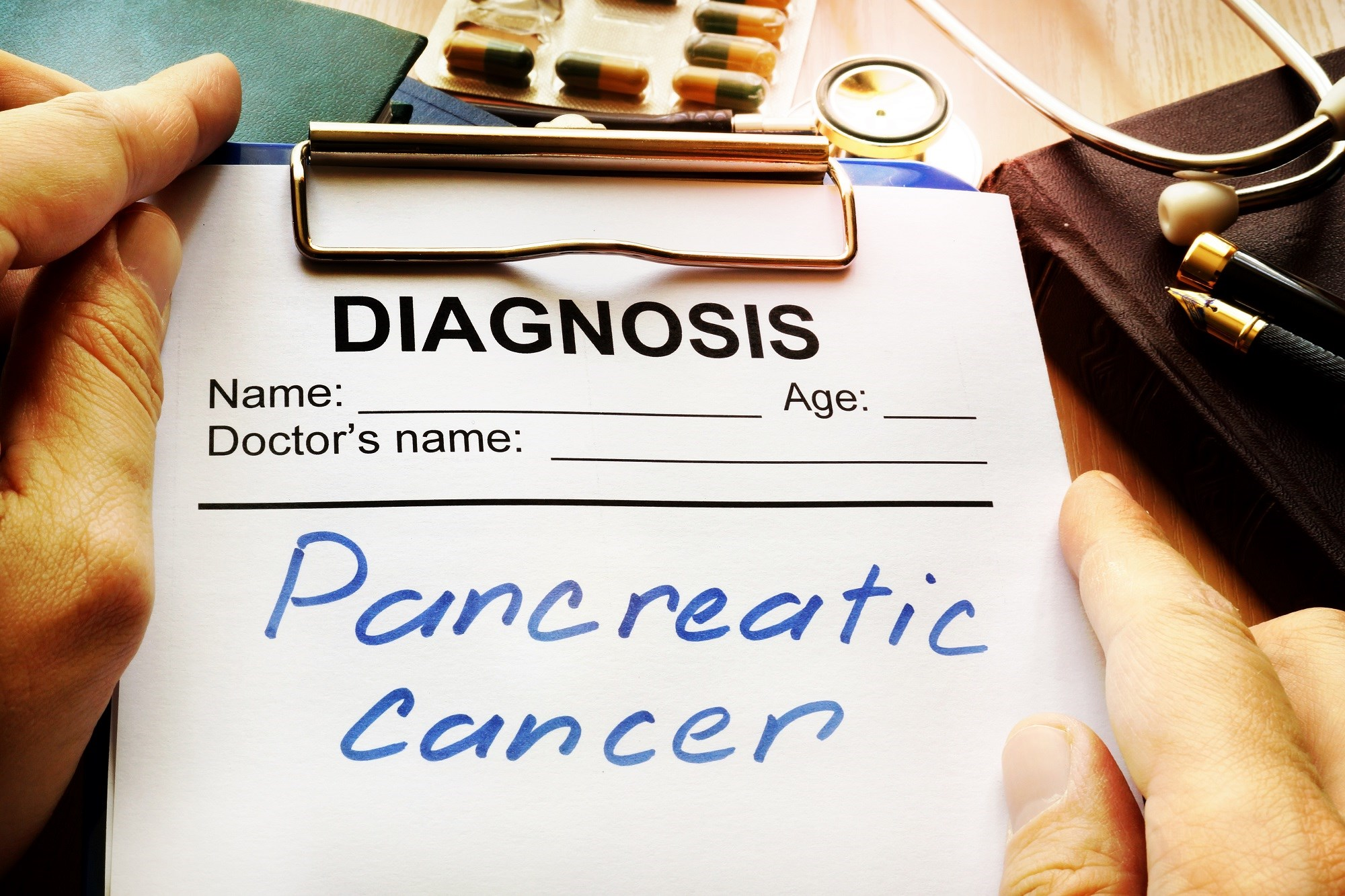 Men and women who are obese as adolescents are at an increased risk for pancreatic cancer in adulthood.