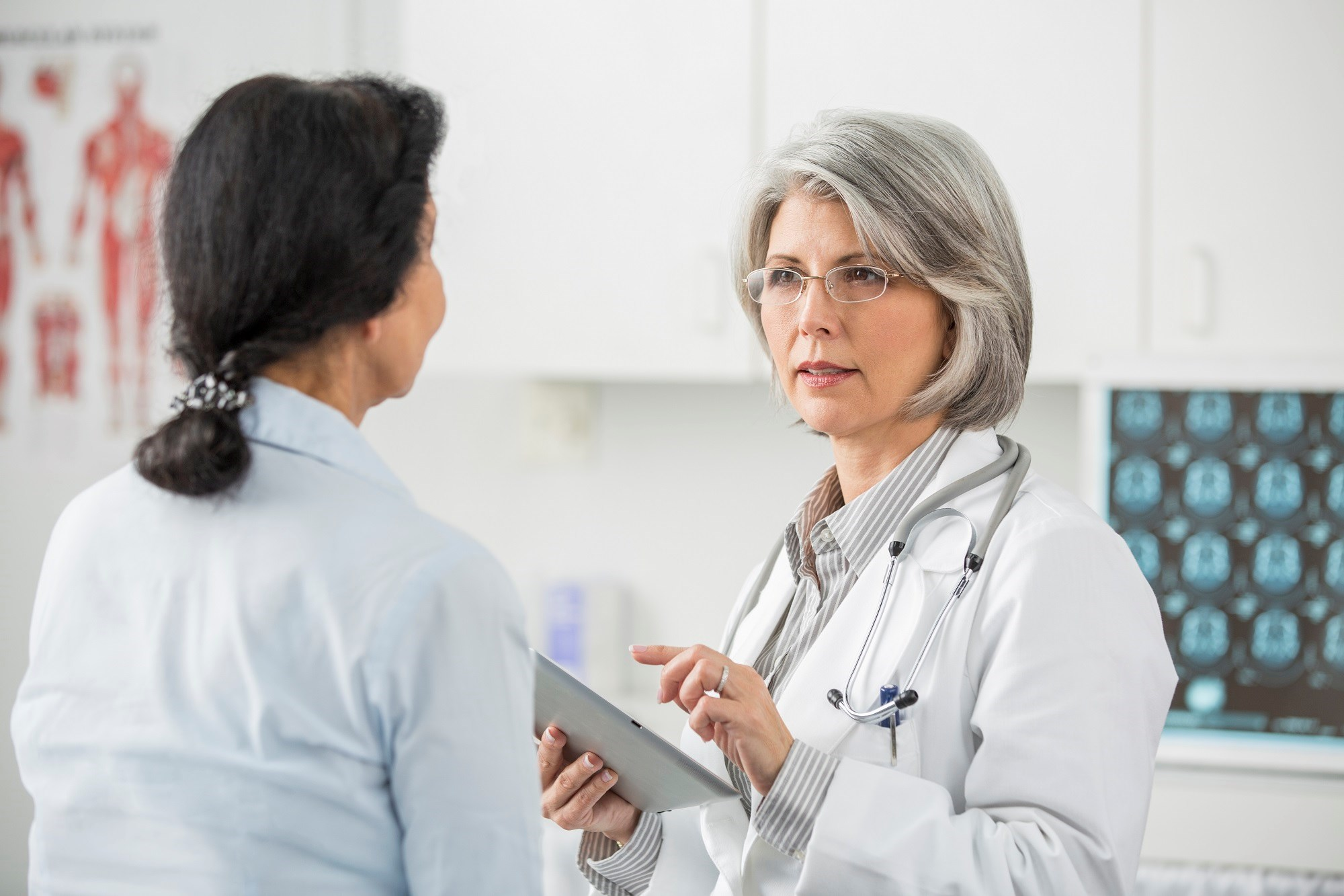 Severe vulvovaginal atrophy (VVA) symptoms are associated with worse quality of life in postmenopausal women.