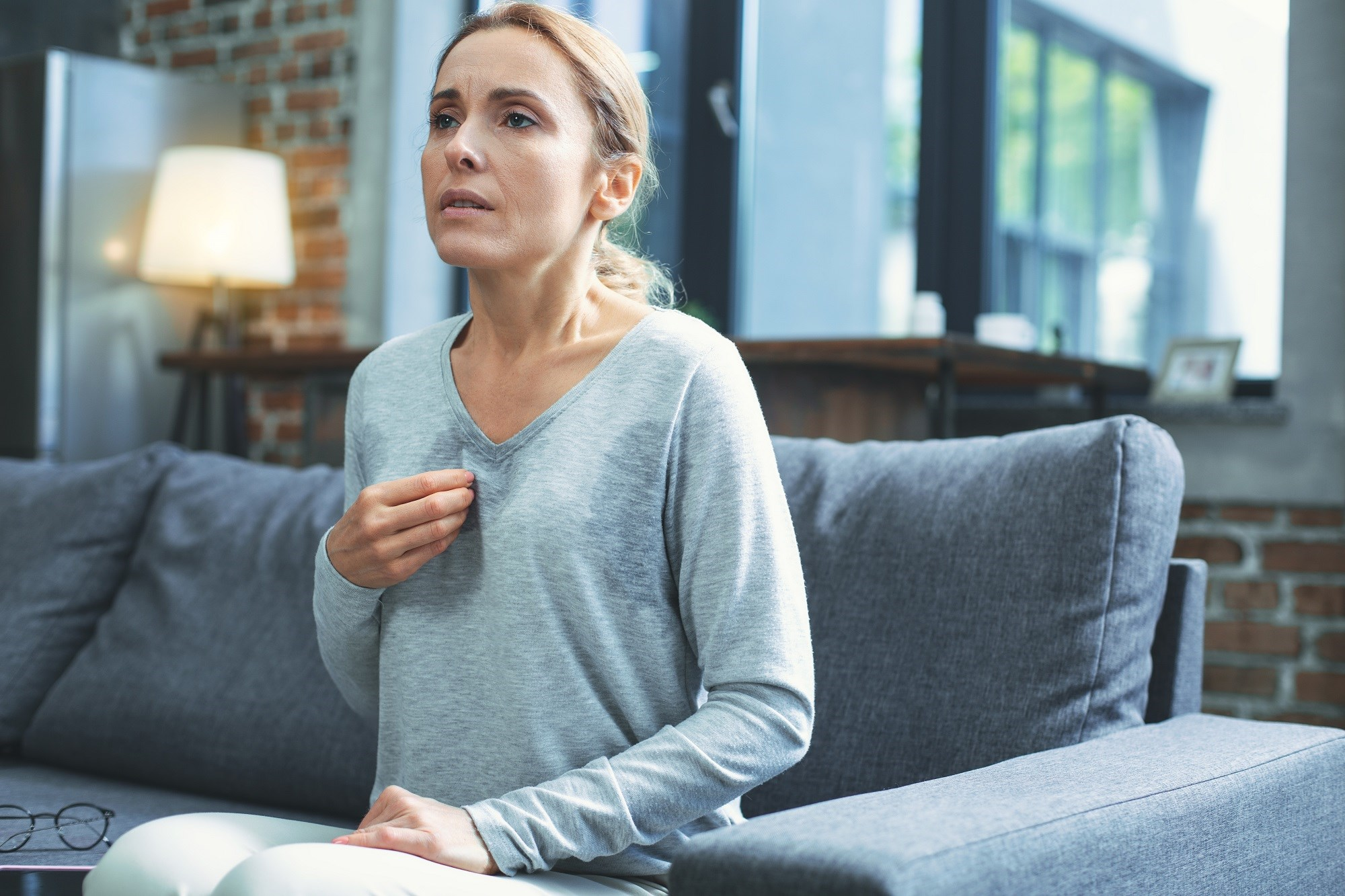Urinary Incontinence Drug May Reduce Frequency of Hot Flashes