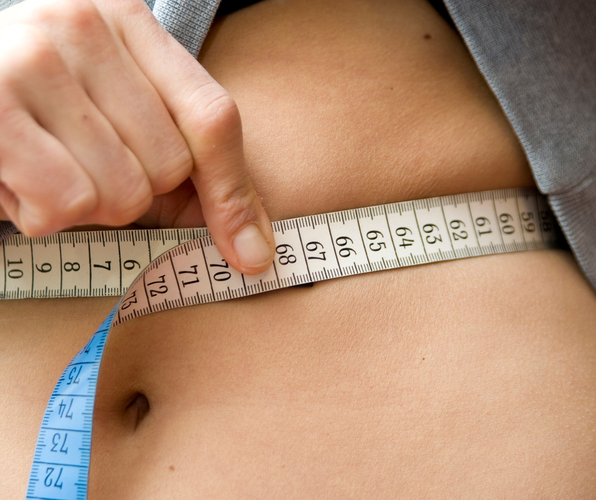CDC Statistics Report Indicates Increased Waist Size, BMI for Many US Adults
