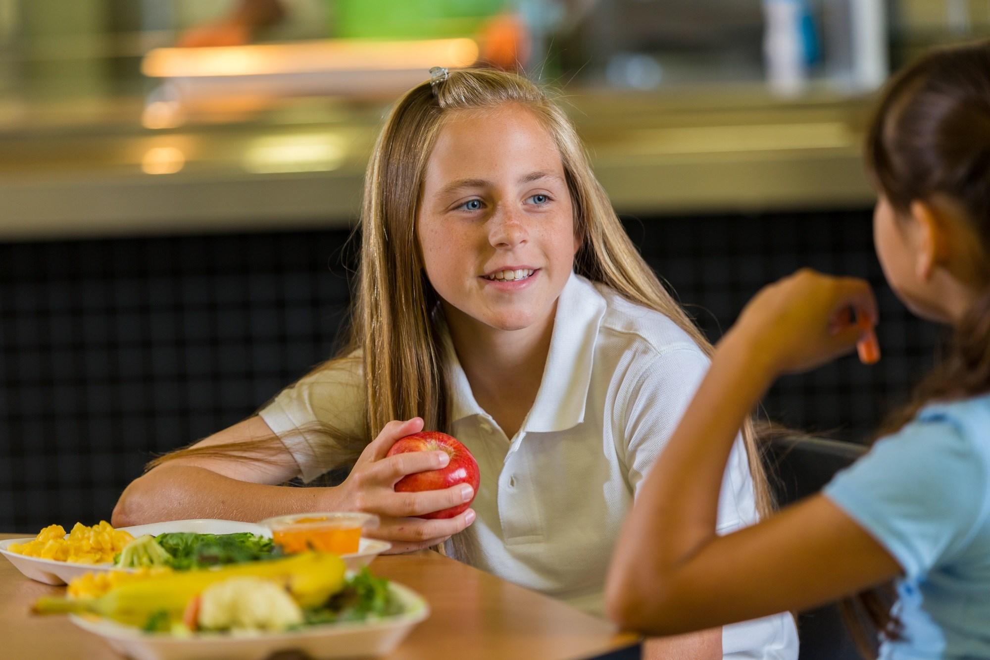 School Nutrition Programs Limit BMI Gains in Children